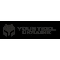 Логотип Yousteel Ukraine
