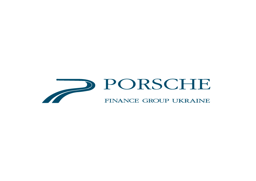 Логотип Porsche Finance Group
