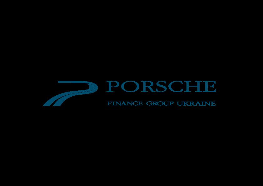 Логотип Porsche Finance Group